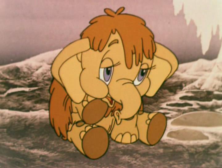Как мамонтёнок маму искал мультфильм фото 155-904