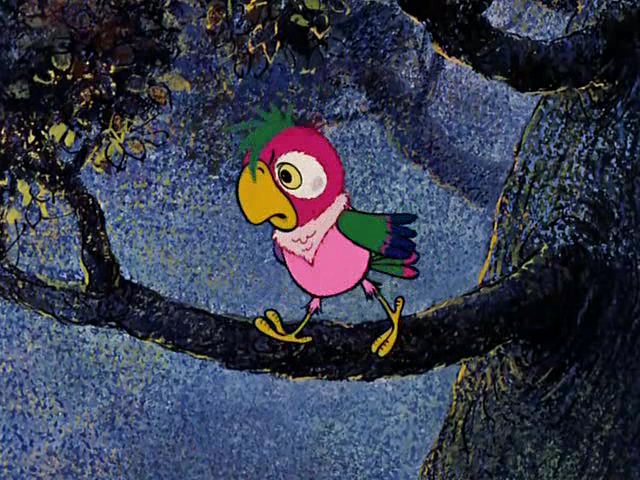 Возвращение блудного попугая 1 серия